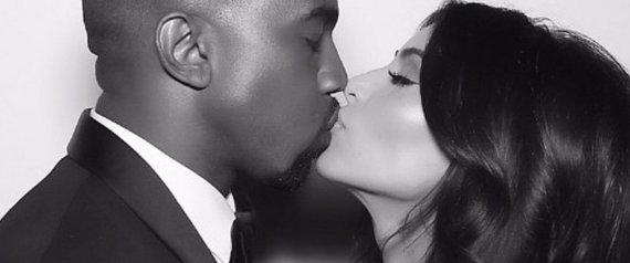 Kanye's Anniversary Tweet To Kim Kardashian Will Make You Believe In Love