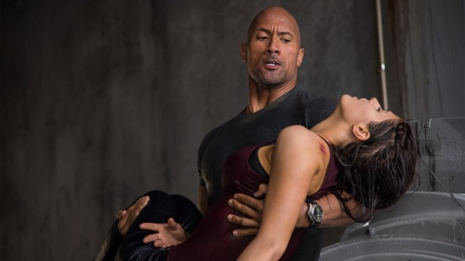 Dwayne Johnson 'San Andreas' $40 Million Debut?