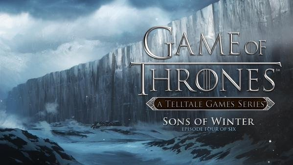 VIDEO Game of Thrones Episode 4 'Sons of Winter': Telltale Releases 'Sword In The Darkness' Sequel!