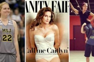 Anger over Caitlyn Jenner being chosen over Lauren Hill for ESPY courage award