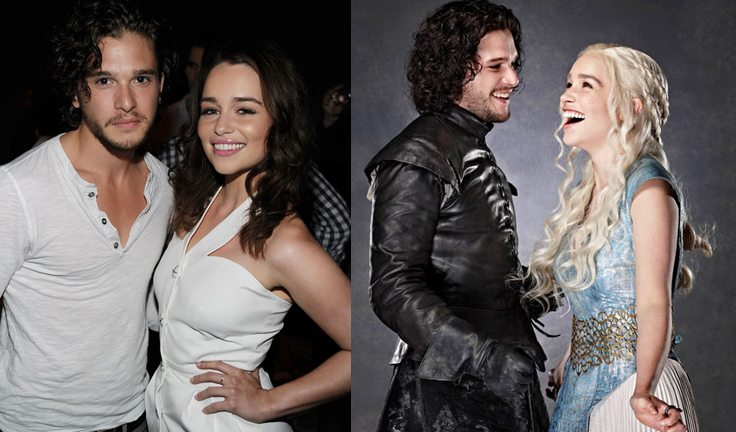 Emilia Clarke thinks Jon Snow might Return to Game of Thrones