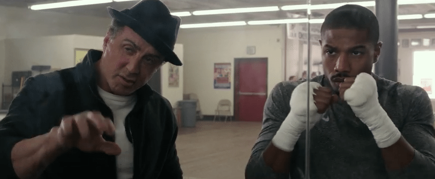 'Creed' Trailer Unites Michael B. Jordan with Stallone 'Rocky Balboa'