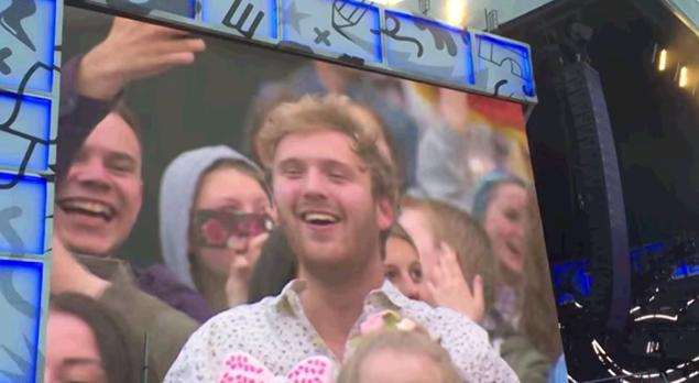 VIDEO Harry Styles Puts School Friend on Blast For Stealing His Girlfriend