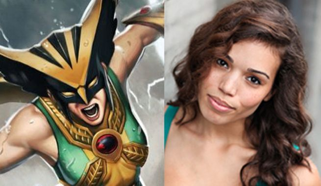 The CW Developing New 'Hawkgirl' TV Series