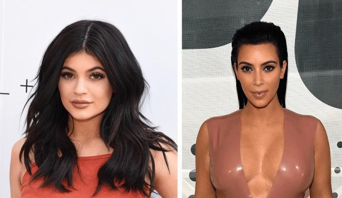 Kylie Jenner Finally Admits She Copies Kim Kardashian