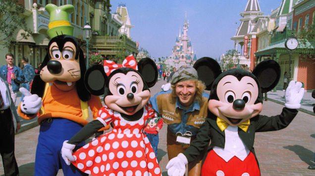Disneyland Paris Blatantly Overcharging British and German Visitors