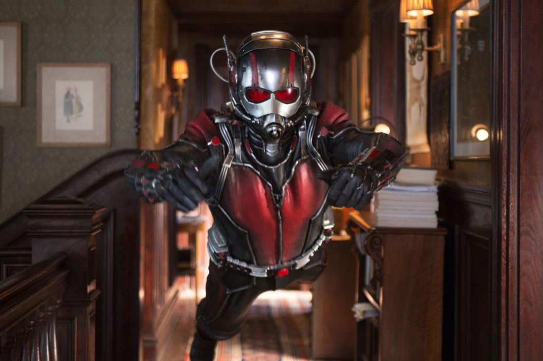 Movie Review: Ant-Man Is a Different Kind of Marvel Movie