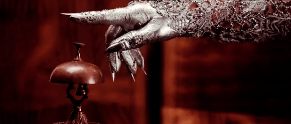 VIDEO Lady Gaga's Claws Come Out in First American Horror Story Hotel Promo