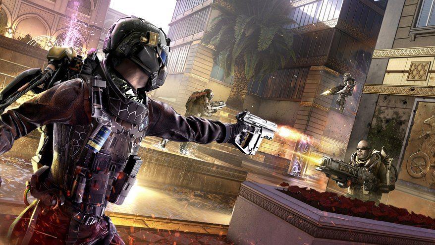 Call of Duty: Advanced Warfare 'Reckoning' DLC Trailer