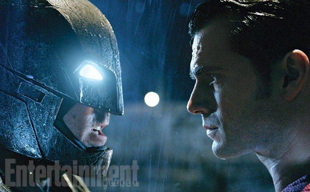 Batman v Superman 'Dawn of Justice' Exclusive Photos