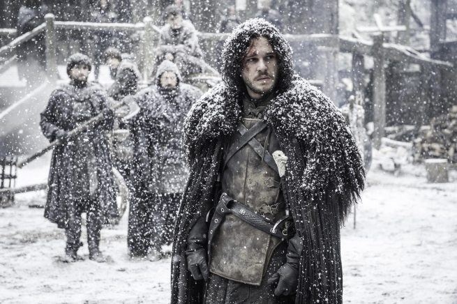 Kit Harrington Arrives In Belfast For Game Of Thrones Season 6