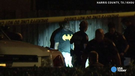 Man Arrested after 5 kids, 3 adults killed at Harris Co. Home