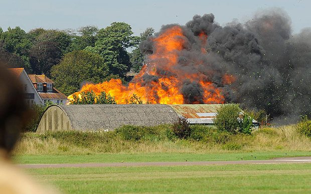 Shoreham Airshow Tragedy