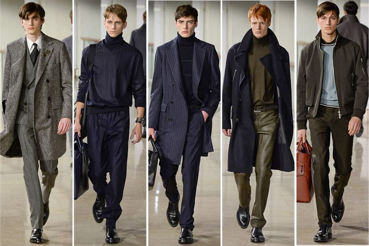 Male Fashion Trends Autumn/ Winter 2015