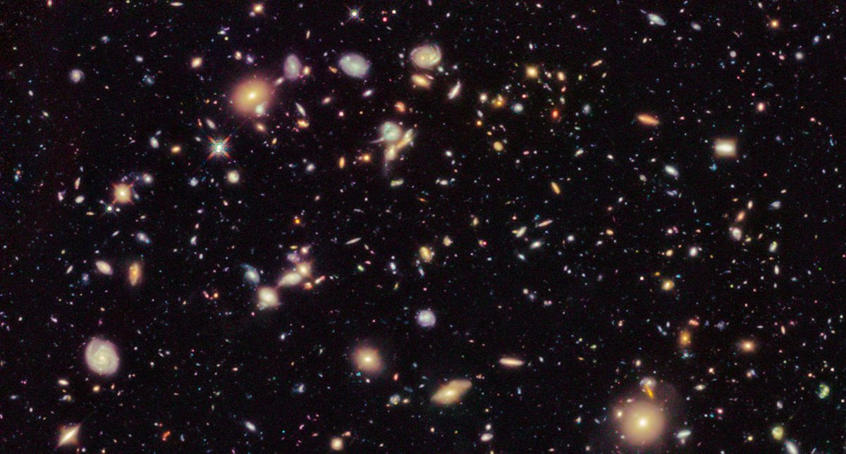 Galaxy Studies Shows Universe is Slowly Dying