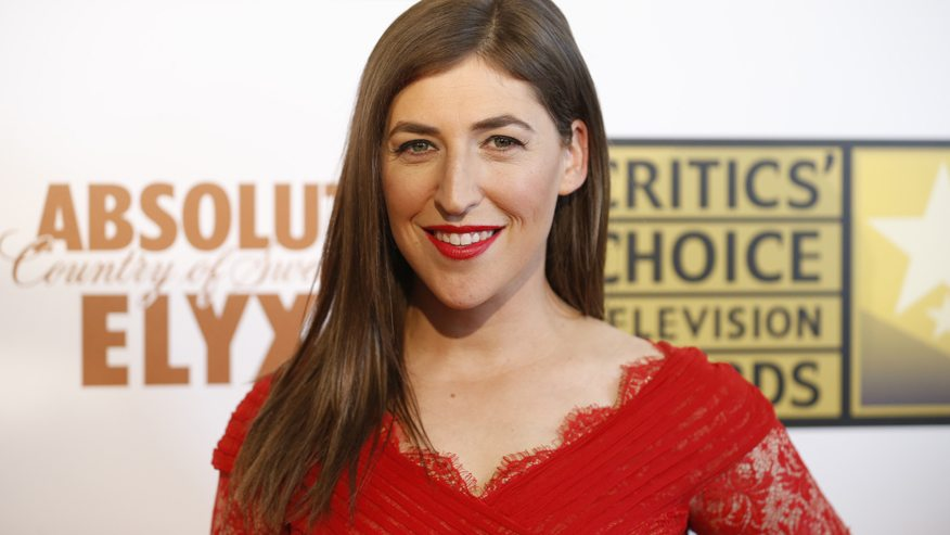 Mayim Bialik, The Big Bang Theory's Amy, on struggle of being religious and being in Hollywood