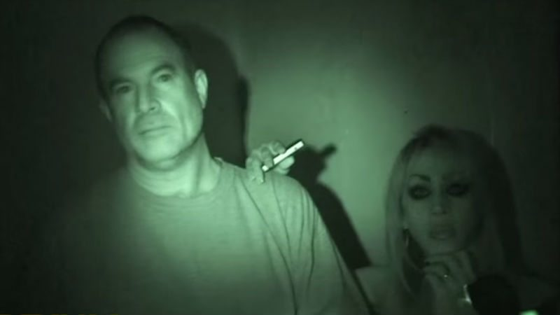 Couple Featured On 'Ghost Hunters' Dead In Apparent Murder-Suicide