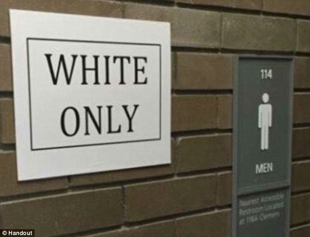 University at Buffalo Student Admits Hanging 'White Only' and 'Black Only' Signs