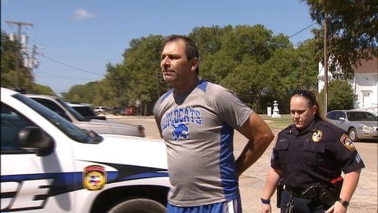 Texas Man Arrested For Vandalizing His Own Truck With #BlackLivesMatter Message