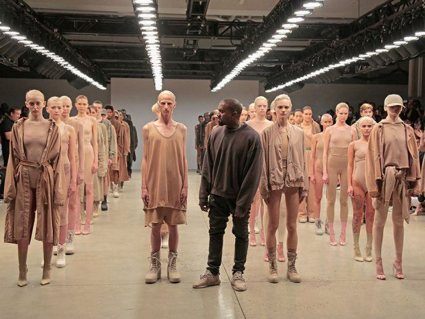 "#YeezySeason2 Launch: Kanye West Debuts New Track, Allegedly Titled ""I Feel It"","