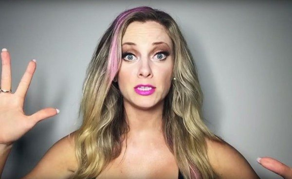 Comedian YouTube Star Nicole Arbour Shut Down after 'Dear Fat People' Goes Viral