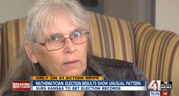 Wichita State University Statistician Suing Kansas for Election Records, Possible Fraud