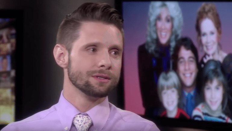 Child Star Danny Pintauro of Who's The Boss? Reveals He Is HIV Positive