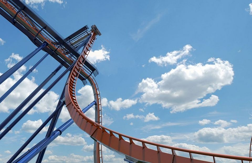 VIDEO Cedar Point to Build the World's Tallest, Fastest, Longest Dive Coaster