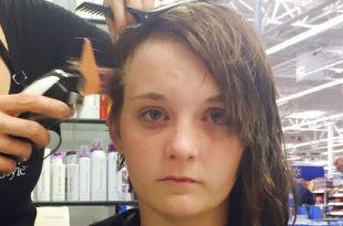 Harker Heights High School: Teen Shaves Head Into Cool Hairstyle After Bully Pour Super Glue