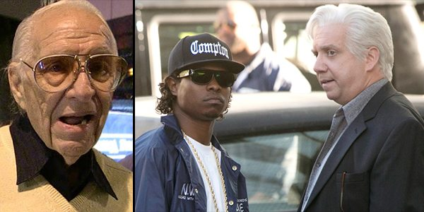 Jerry Heller Sues Dr. Dre, Ice Cube, Straight Outta Compton Producers for Defamation