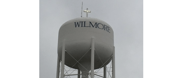 Wilmore, Kentucky: Atheist Group Asked to Remove Cross from Top of City Water Tower