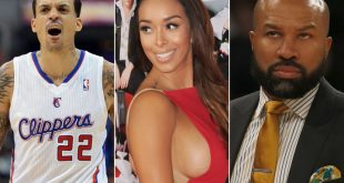 Matt Barnes Drove 95 Miles to 'Beat the s–t' out of Derek Fisher