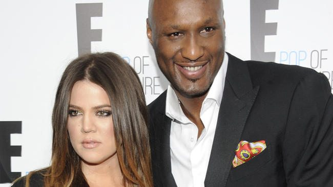 Khloe Still Married to Lamar Odom and Making Medical Decisions
