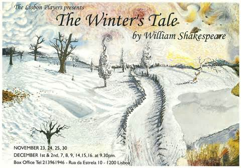 Shakespeare's The Winter's Tale Reimagined by Jeanette Winterson