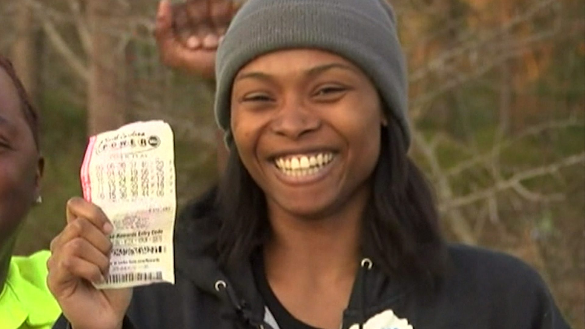 N.C. Powerball Lottery Winner's Boyfriend Jailed a 3rd Time, Will She Pay the $10K Bond?