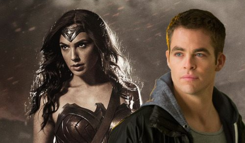 'Wonder Woman': Chris Pine Confirms Role; Says Patty Jenkins Is Shooting on Film