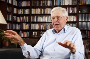 Charles Koch: 'I'm Fighting Against Special Interests'