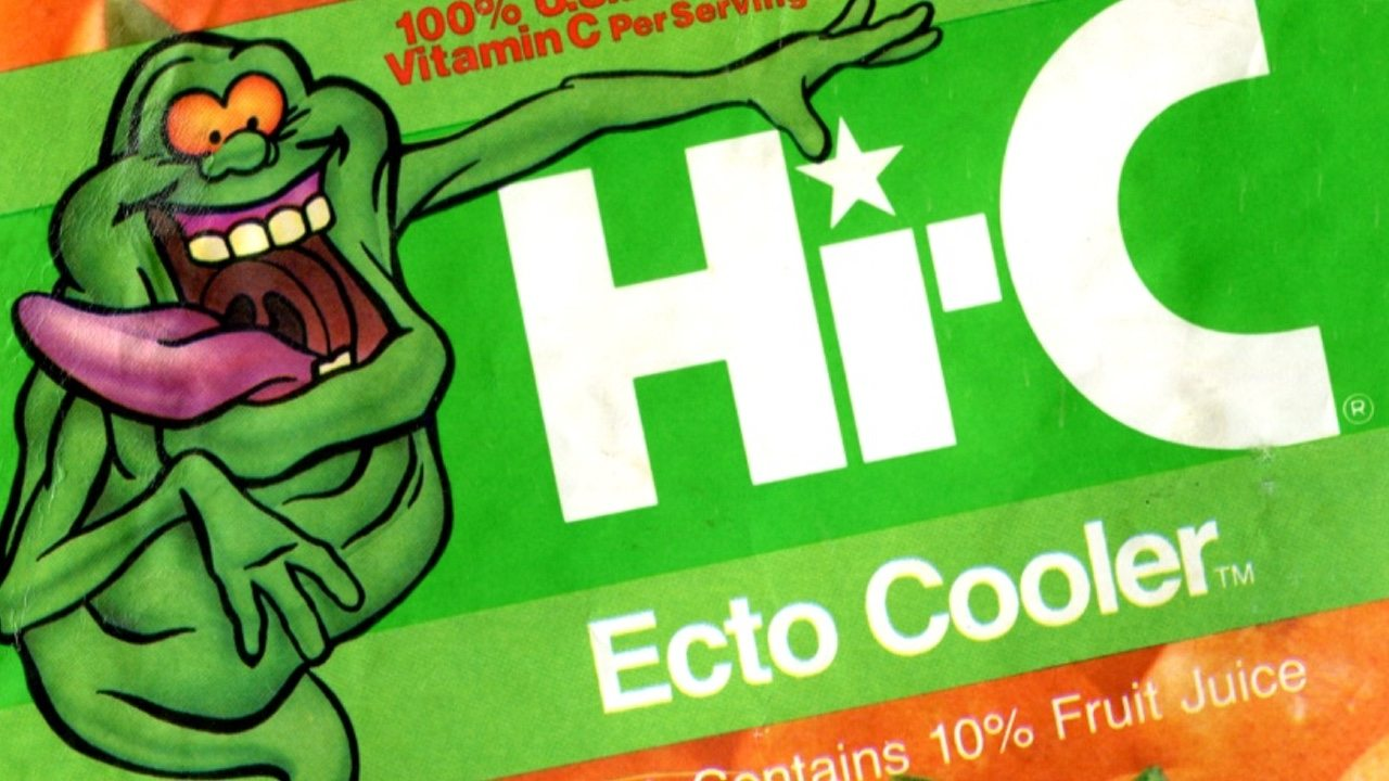 """Hi-C: Ecto Cooler Rumored to Return For New """"Ghostbusters' Film"""