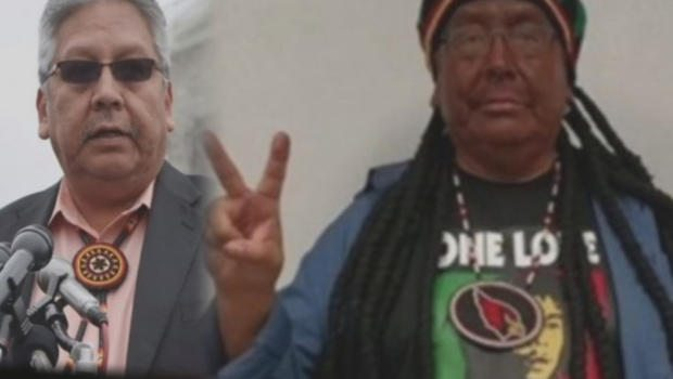 Arizona Apache Tribe Leader Apologizes for Wearing Bob Marley Costume, Dark Face Makeup