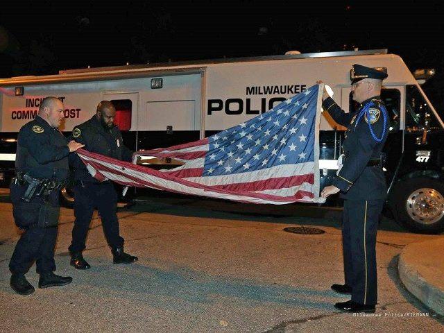 Photo: Facebook/Milwaukee Police Department