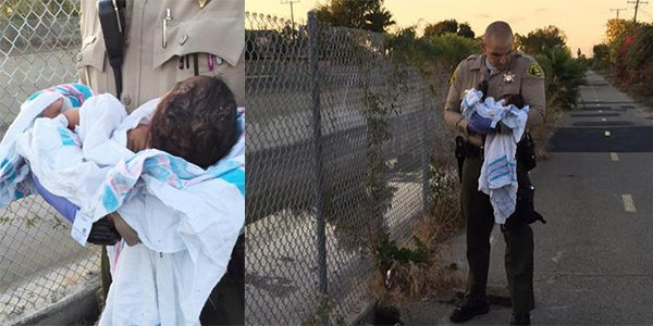 Police Rescue Newborn Girl Buried Alive After Locals Report Cries Near Riverbed