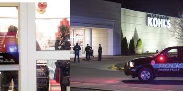 Police Respond to Bomb Threat at Wisconsin Janesville Mall