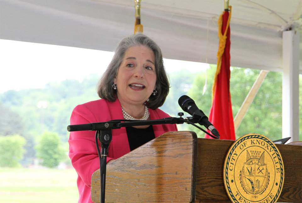 """Knoxville Mayor Madeline Rogero Responds To Allegations of Being In The KKK, """"Don't Re Ridiculous"""""""