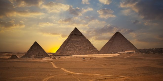 Thermal Scans of Great Pyramid of Giza Suggest Secret Passage