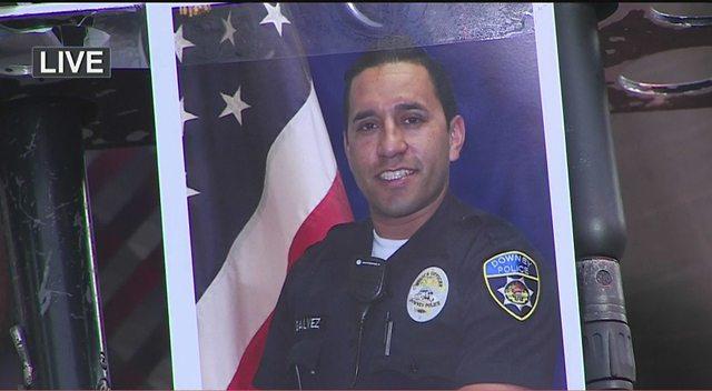 Police Officer Found Fatally Shot Inside Cruiser in Downey, California