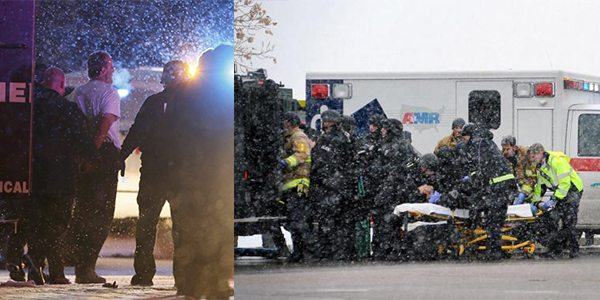 Cop Dead in Colorado Planned Parenthood shootings, Shooter Captured