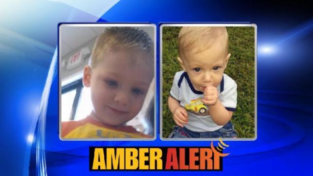 Amber Alert Issued for 2 Children Missing from Asheville North Carolina
