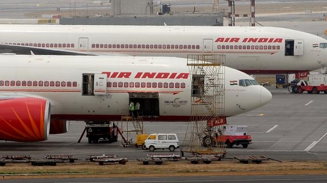 Air India Employee Dies After Being Sucked into Plane Engine at Mumbai Airport