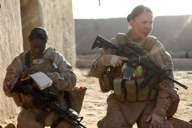 Pentagon Opens All Frontline Combat Jobs to Women