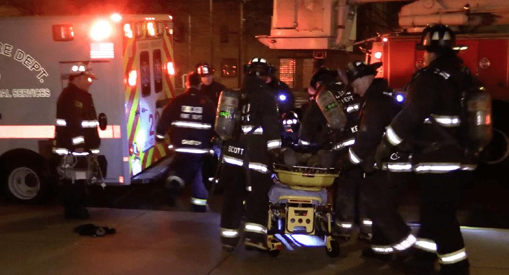 Chicago Fire Department: 15-Year Veteran Firefighter Dies in Warehouse Blaze